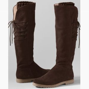 Winfield Knee high boots